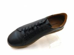Półbuty skórzane miękie  Wojas 9060-51 czarne