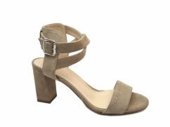 Wojas 9742-64 eleganckie sandały beżowe