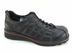Półbuty skórzane Wojas 7206-41 czarne