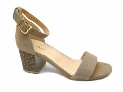 Wojas 8774-64 eleganckie sandały beżowe