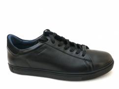 Półbuty skórzane casual Wojas 9060-71 czarne