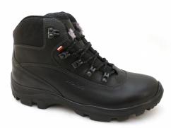 Wojas buty trekkingowe ocieplane  9378-49 czarne