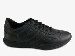 Wojas półbuty  skórzane comfort 10038-51 czarne