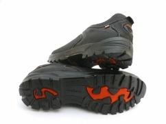 Półbuty trekkingowe Wojas 2376-91 czarne
