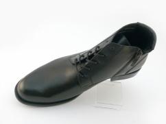 Trzewiki Wojas eleganckie ocieplane  9081-59 czarne