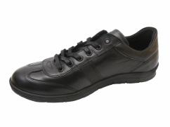 Półbuty skórzane Wojas casual 6047-51 czarne